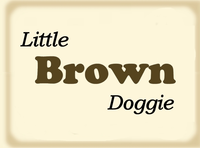 Little Brown Doggie